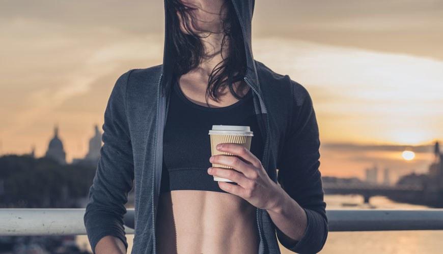 coffee, exercise