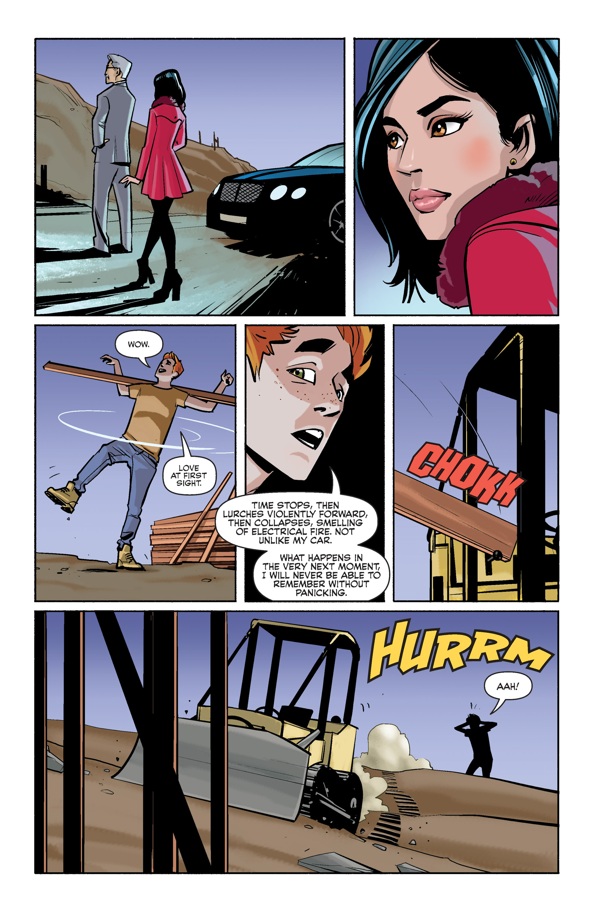 Read online Archie (2015) comic -  Issue #2 - 18
