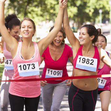 The Surprising Reason Running with Women Gives Me the Warm and Fuzzies