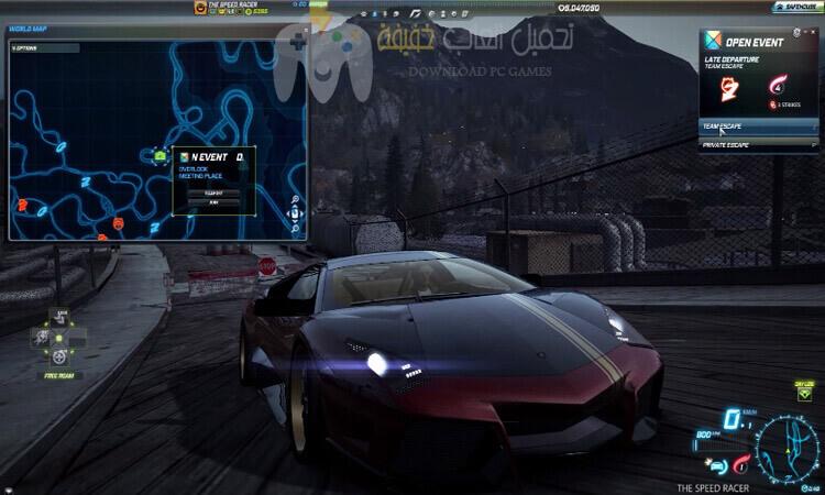 تحميل لعبة نيد فور سبيد Need For Speed جميع الإصدارات للكمبيوتر برابط مباشر