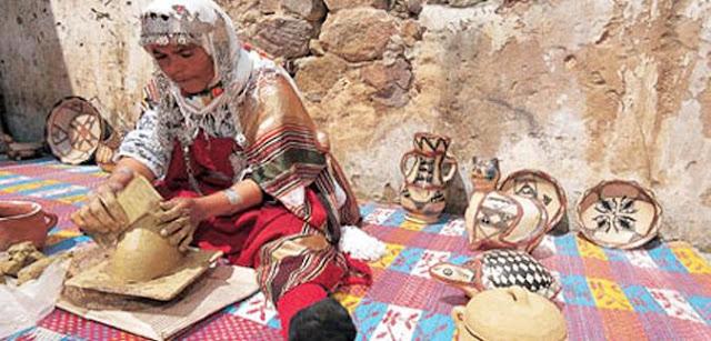 الحرف التقليدية في تونس