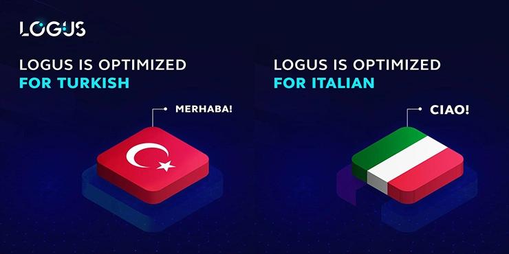 Новые локализации от Logus