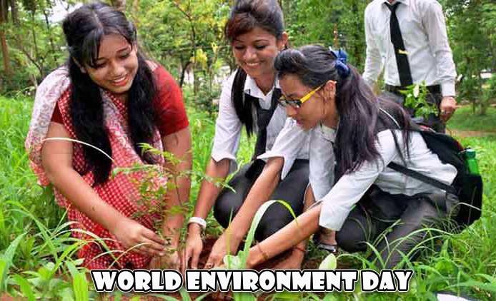 World Environment Day - विश्व पर्यावरण दिवस