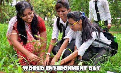 विश्व पर्यावरण दिवस (World Environment Day)