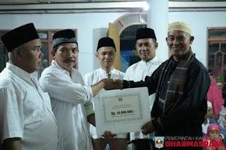 Wabup: Masyarakat Harus Maksimal Melakukan Ibadah Selama Ramadhan