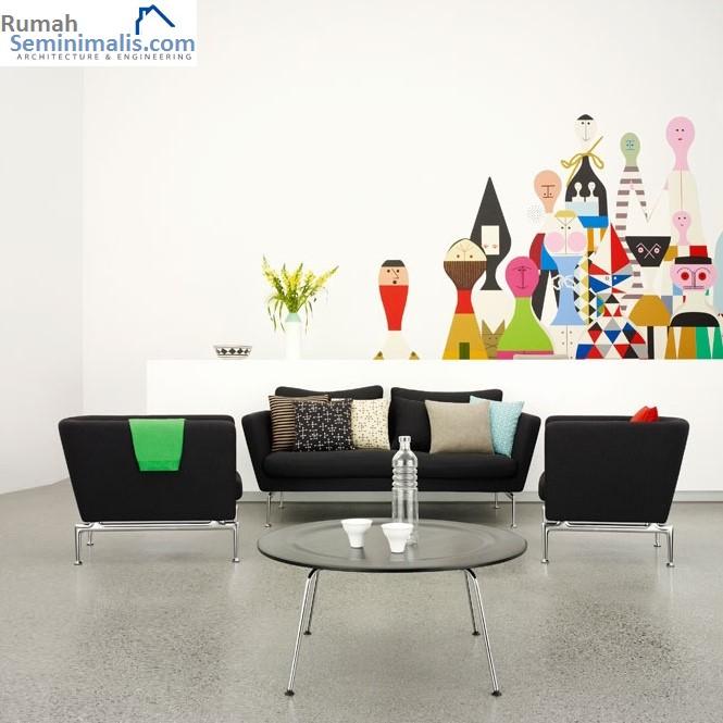 Model Kursi Sofa Ruang Tamu Minimalis