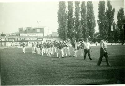 Eliminatoria Copa del Rey: C.D.Binéfar - Atlético de Bilbao de 1980