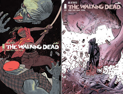 The Walking Dead  #150 (cover Latour & Ottley)