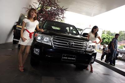 Toyota Land Cruiser Makin Kokoh dan Sangar