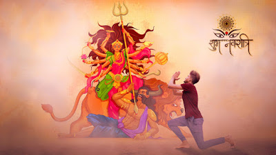 navratri special photo editing backgrounds download