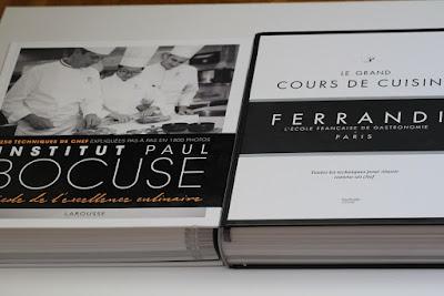 Institut Paul Bocuse Versus Ecole Ferrandi