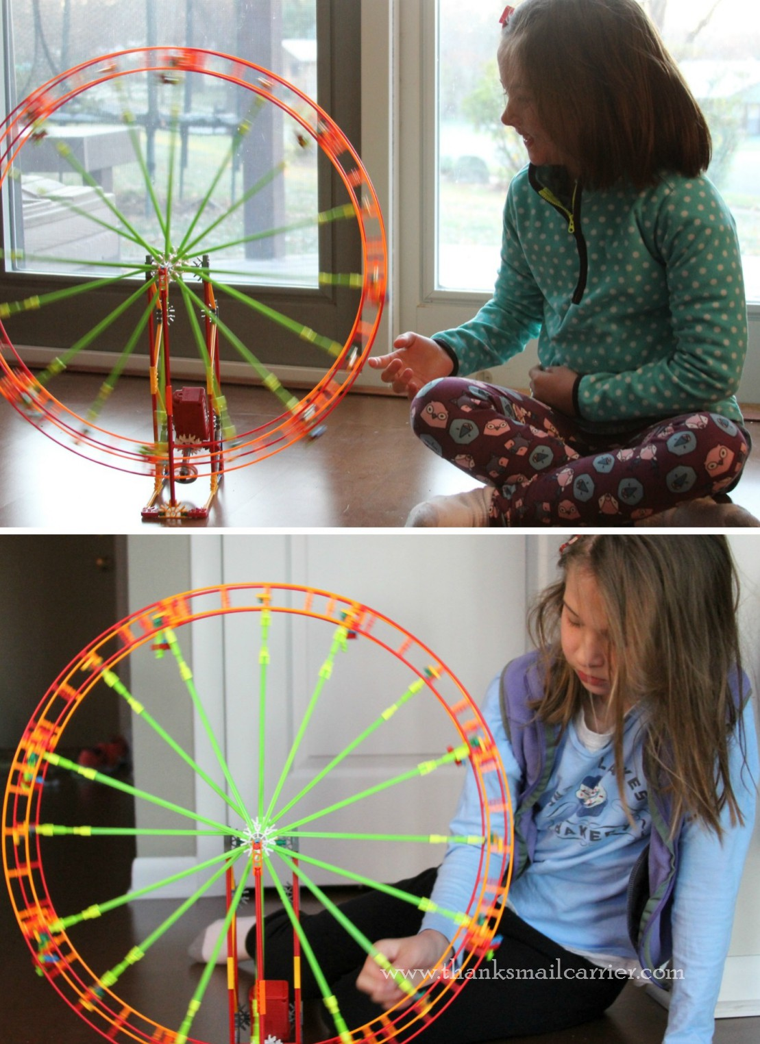 K'NEX Revolution Ferris Wheel review