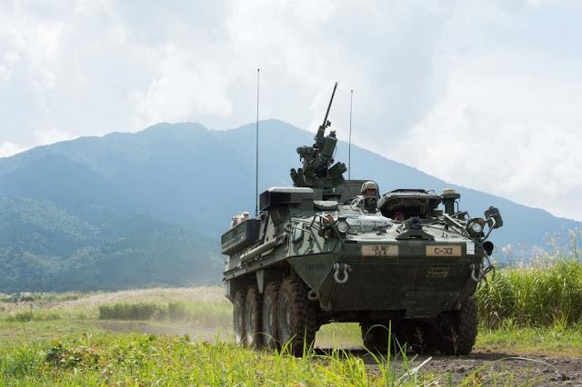 """Thái chê hàng """"Made in China"""" quay sang mua Xe chiến đấu bộ Binh bọc thép M1126 Stryker được nâng cấp từ Hoa Kỳ"""
