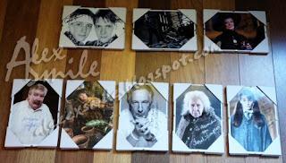 Harry Potter autografy