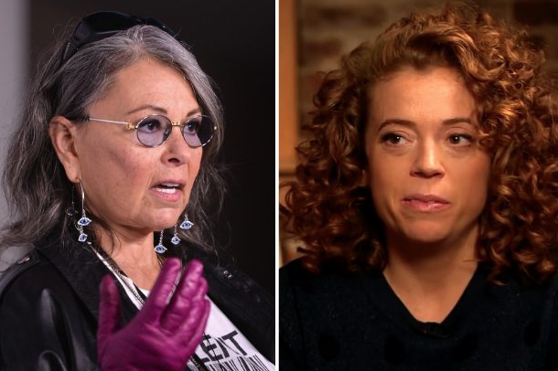 Roseanne Barr Smacks Down 'A**hole' Michelle Wolf: 'Comedy Comes From Love, Not Hate'