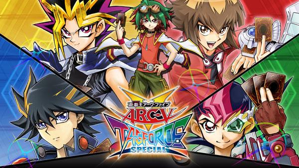 Yu-Gi-Oh! Arc-V Tag Force Special English - YouTube
