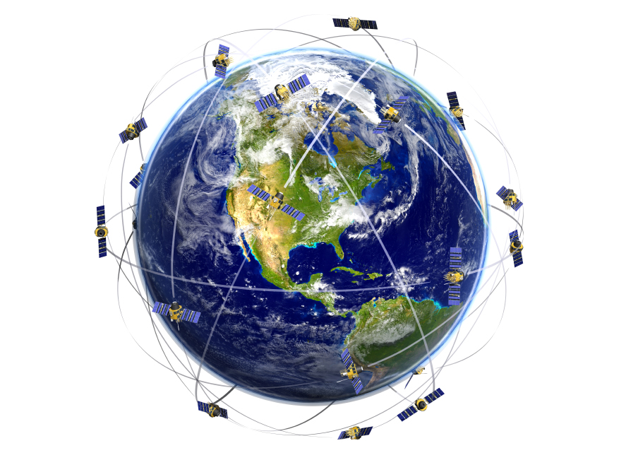 Technology Update: How A GPS Device Works