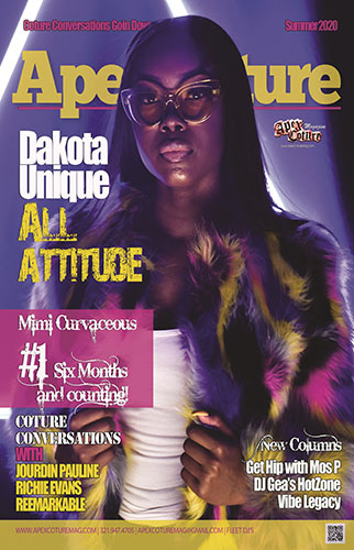 "Dakota Unique ""All Attitude"""