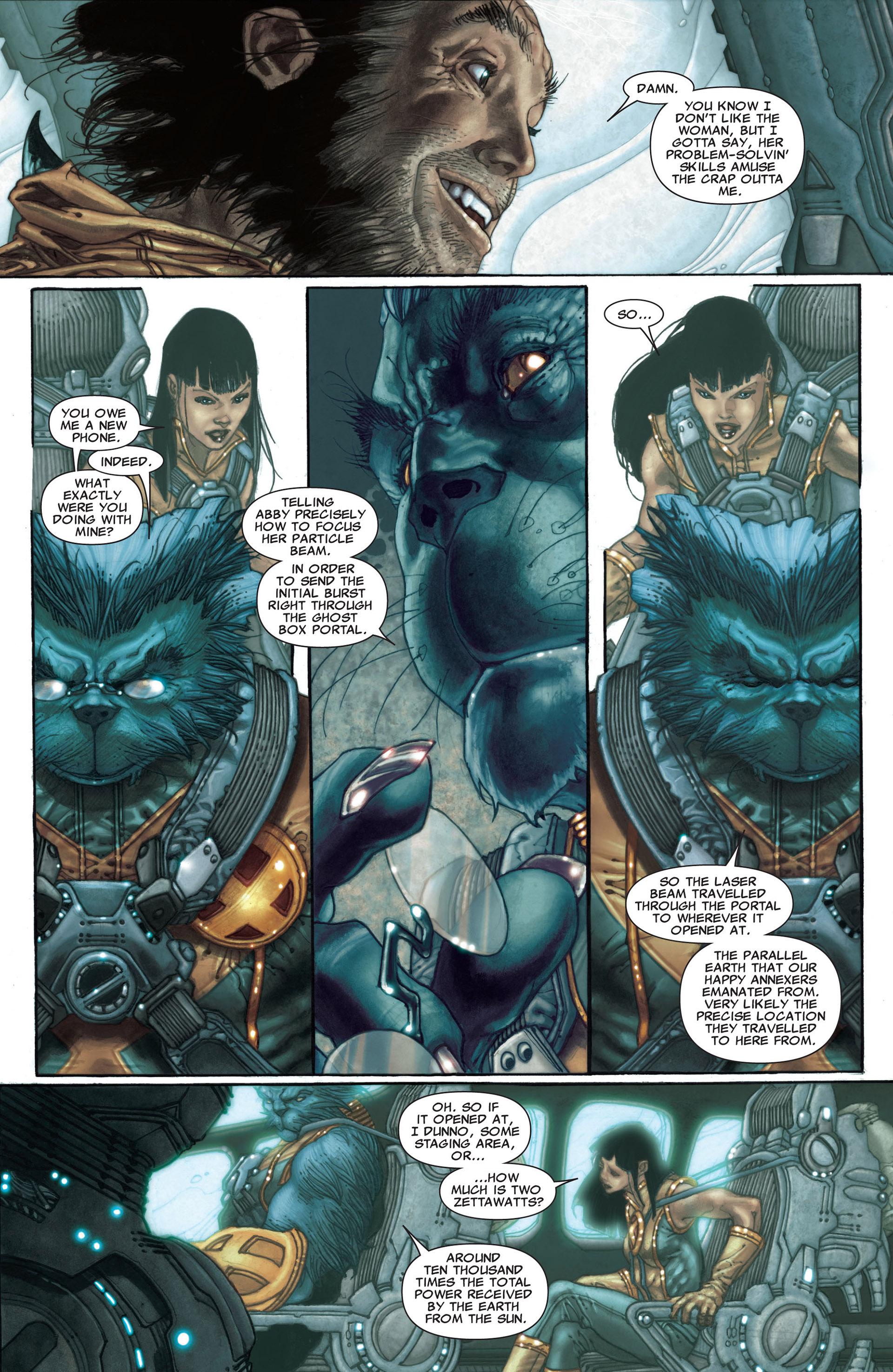 Read online Astonishing X-Men (2004) comic -  Issue #30 - 19