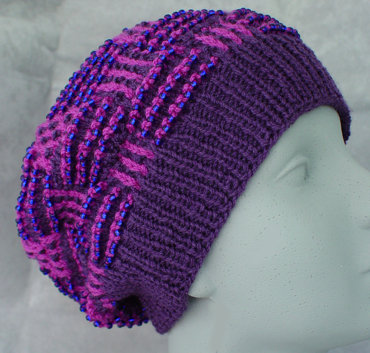 knitting models: ladies' knitted hat patterns 2012
