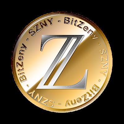 ビットゼニー(BitZeny)のフリー素材(金貨ver)