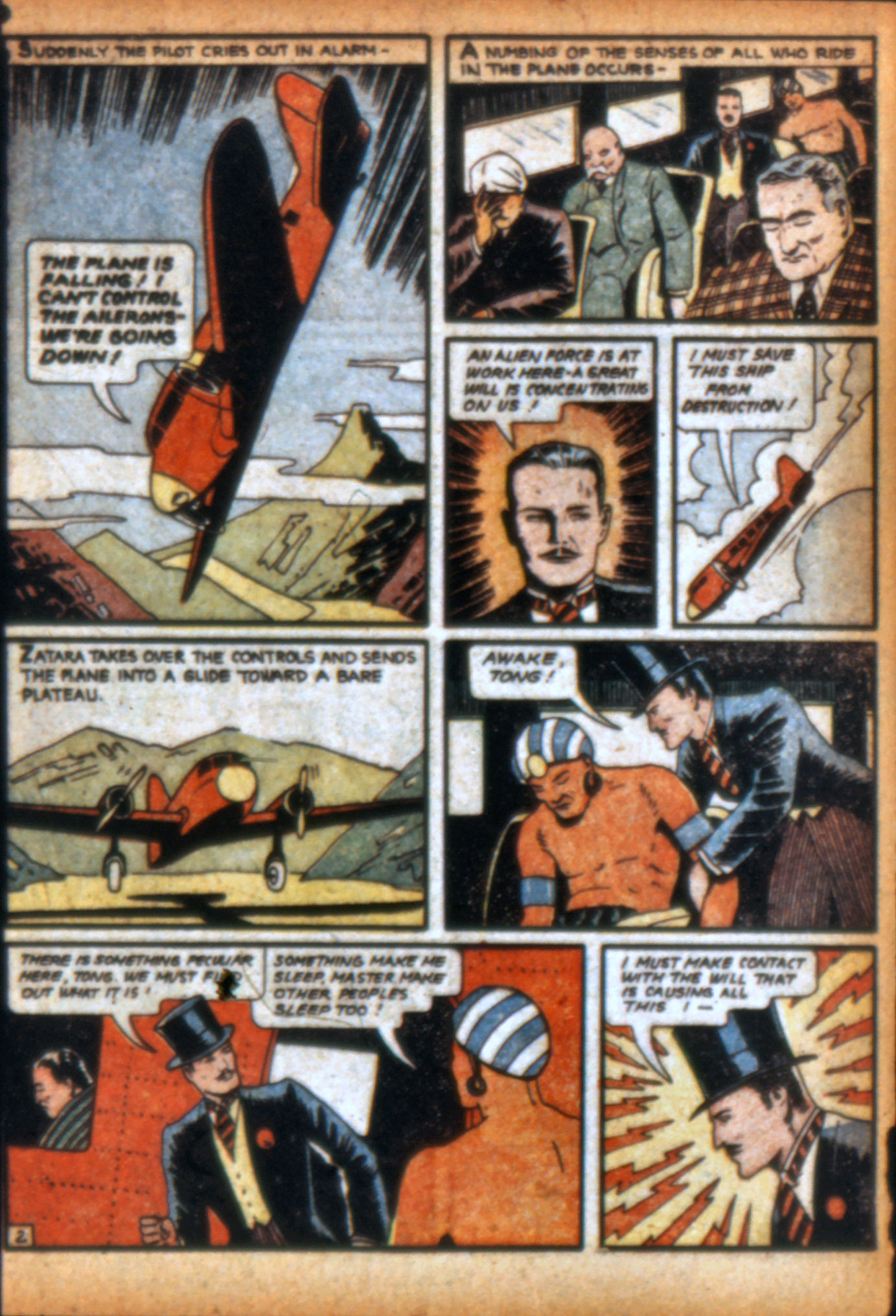 Read online Action Comics (1938) comic -  Issue #9 - 56