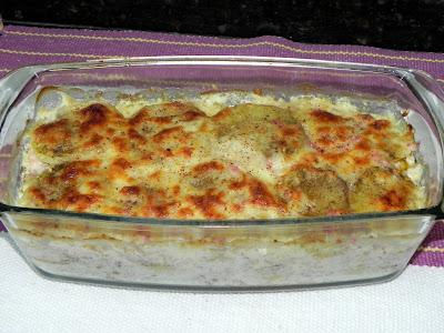 batata no forno
