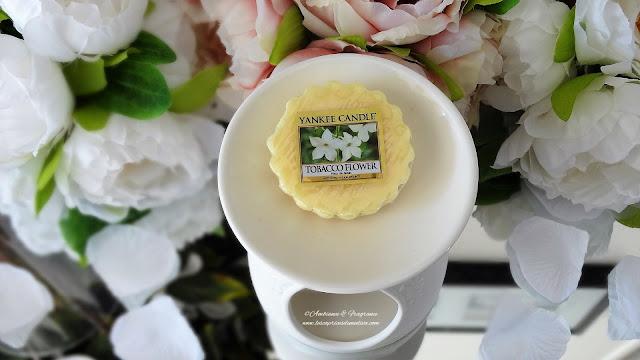 avis bougie tobacco flower yankee candle