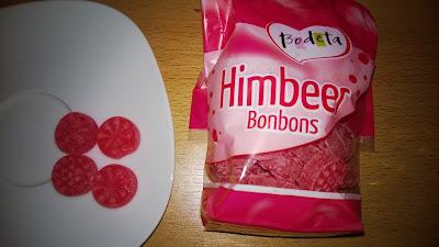 Himbeer Bonbons