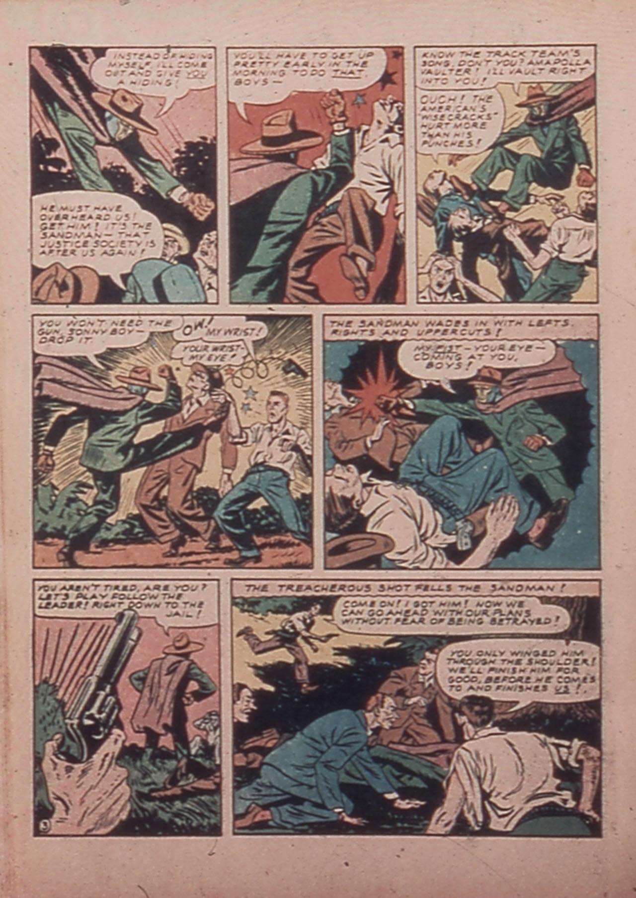 Read online All-Star Comics comic -  Issue #9 - 28