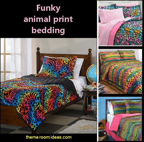 animal print bedding funky animal print bedding