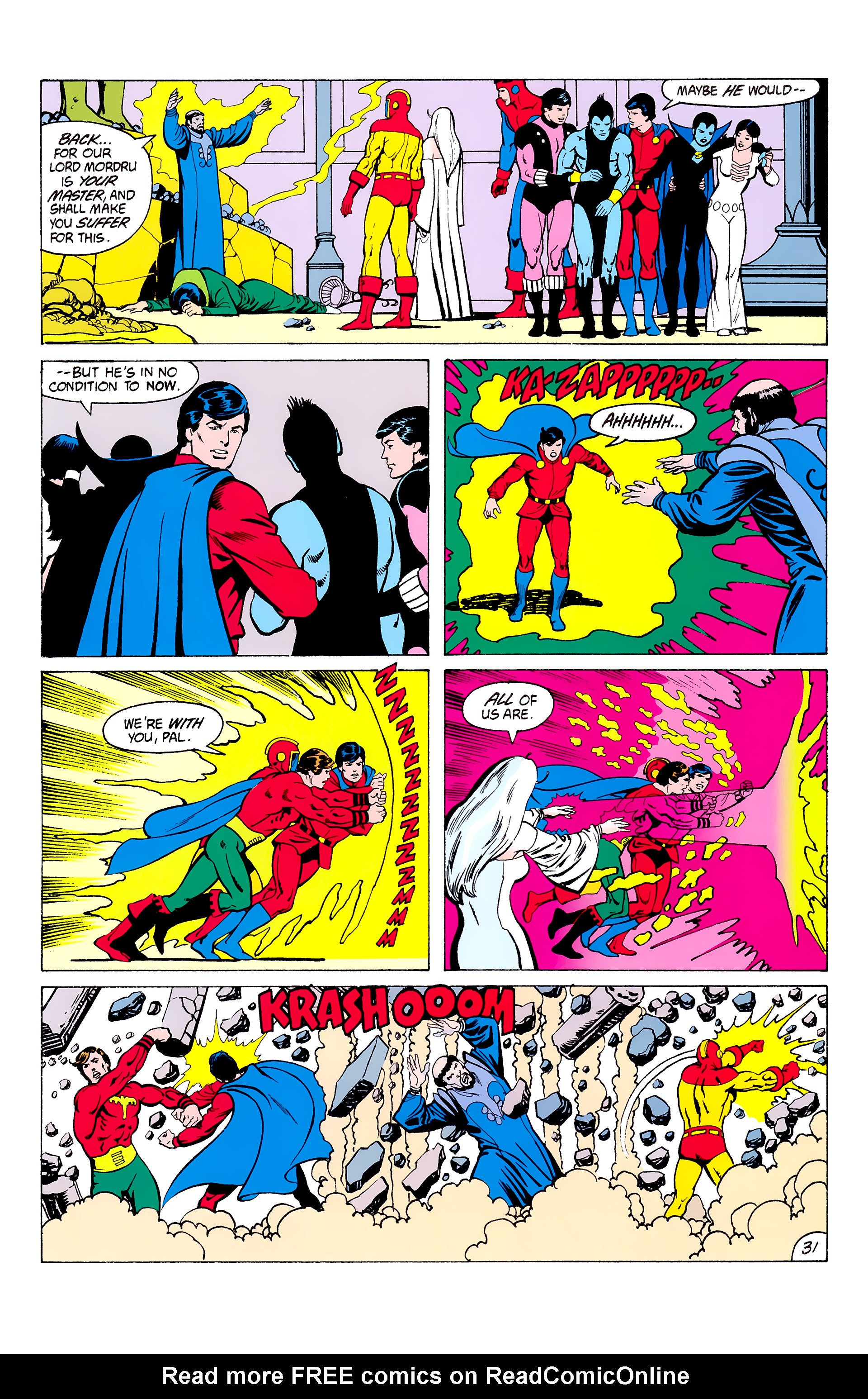 Legion of Super-Heroes (1980) _Annual_3 Page 31