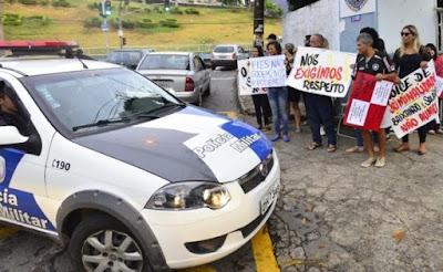 Polícia Militar do Espírito Santo em Greve - Blog do Asno