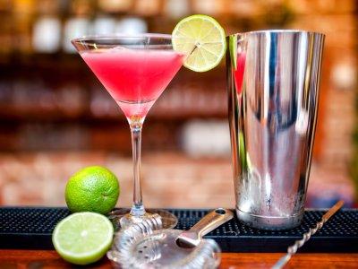 Tequila cosmopolitan