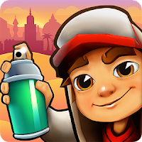 Subway surfers hacked apk