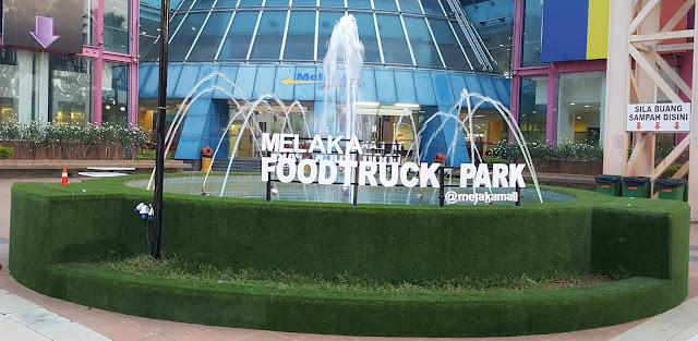 Melaka Mall Food Truck Park