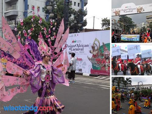 Karnaval Asia Afrika Bandung 2018