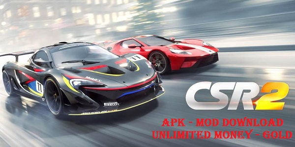 Download CSR Racing 2 Android Apk Mod Game