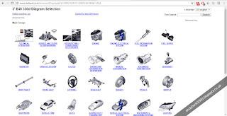 RealOEM.com subcategories