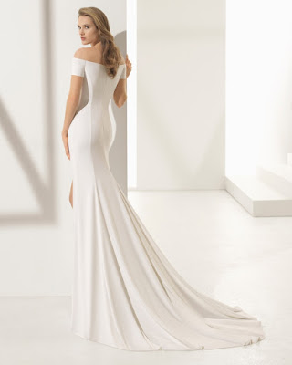 K'Mich Weddings - wedding dresses - white Rosa Clara