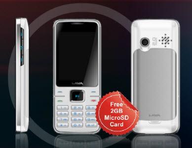 Latest Mobiles and Laptop's: Lava M30 Price – Dual SIM Music Phone