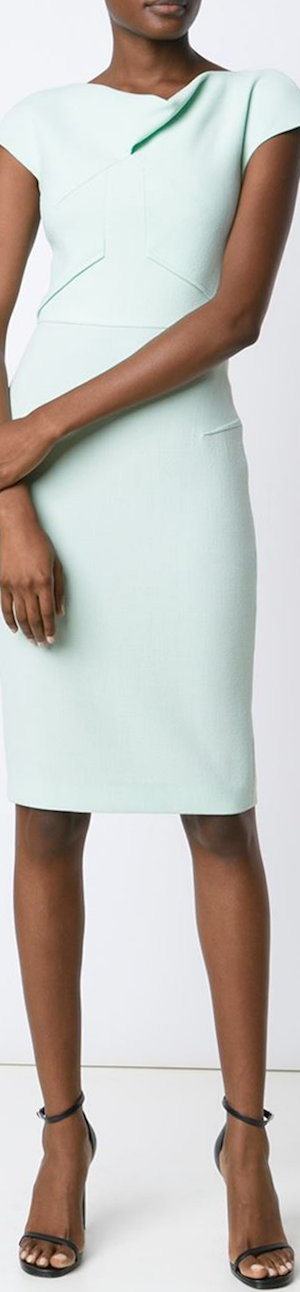 Roland Mouret 'Ivy' Dress