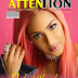 Actress, Juliet Ibrahim stuns on the cover of Attention Magazine