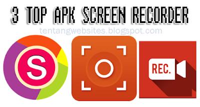 3 Aplikasi Perekam Layar Android