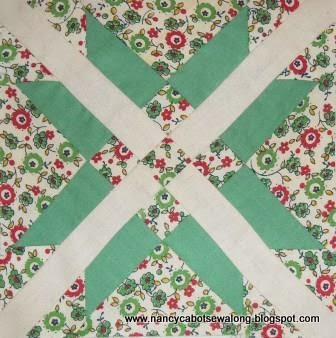 Quilting Pattern Mexican Star Free Quilt Pattern
