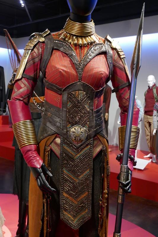 Black Panther Okoye Dora Milaje costume