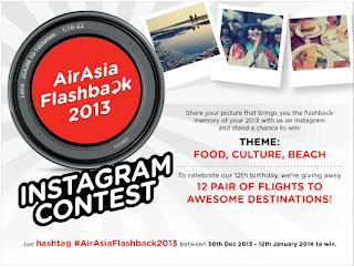 airasia - CONTEST - Win FREE Flight to any AirAsia destination