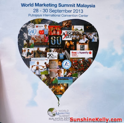 World Marketing Summit Malaysia 2013 (WMSM2013)