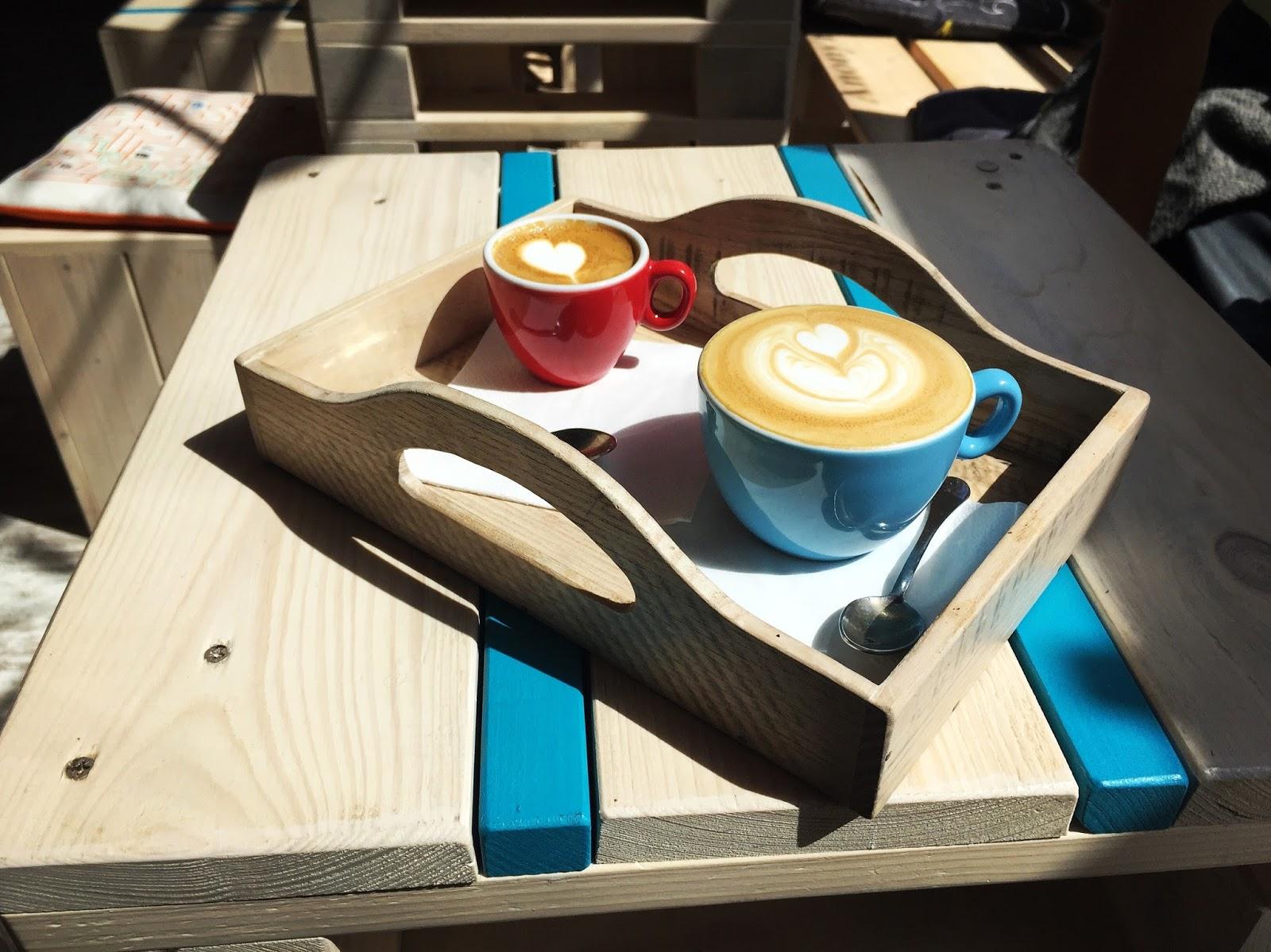anonymous coffee praha kavárna