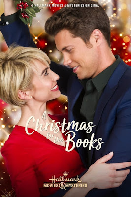 A Christmas for the Books Poster